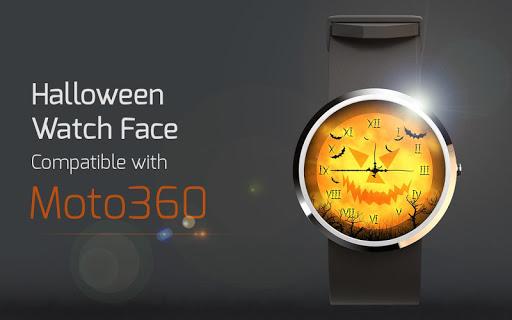 Halloween Watch Face