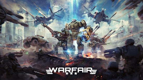 Warfair- screenshot thumbnail