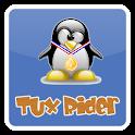 Tux Rider icon