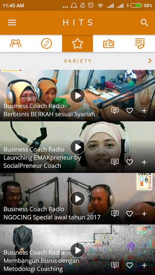 Business Coach Jakarta- screenshot