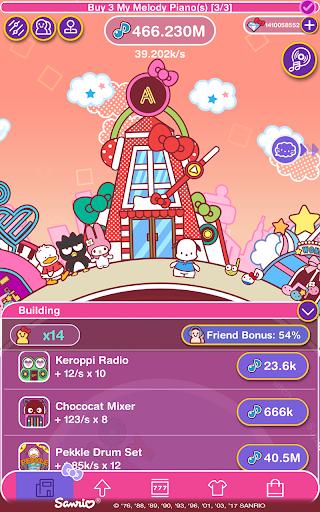 Hello Kitty Music Party - Kawaii and Cute! 1.1.4 screenshots 15