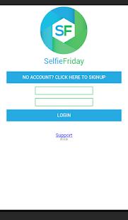 SelfieFriday - náhled