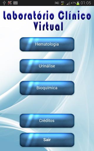 Laboratório Clínico Virtual