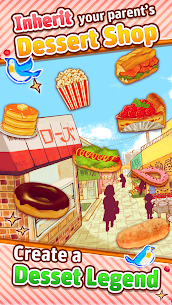 Dessert Shop ROSE Bakery MOD APK [Free Shopping] 1