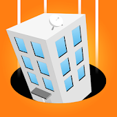 black.io eat town icon