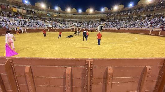 La Almería taurina respondió con el corazón a la feria más difícil