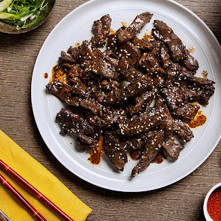 Bulgogi (Korean BBQ Beef) Recipe