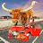 Bull Rampage Simulator Icône