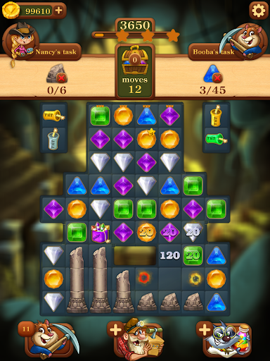 Jewels: to the center of Earth 1.7.0 screenshots 9