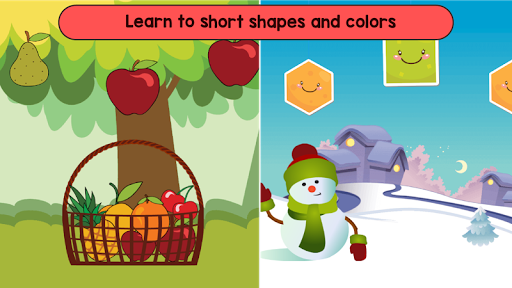 Colors & Shapes - Fun Learning Games for Kids apkslow screenshots 12