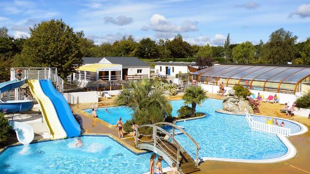 Camping de la piscine 4 toiles google for Camping la piscine bretagne