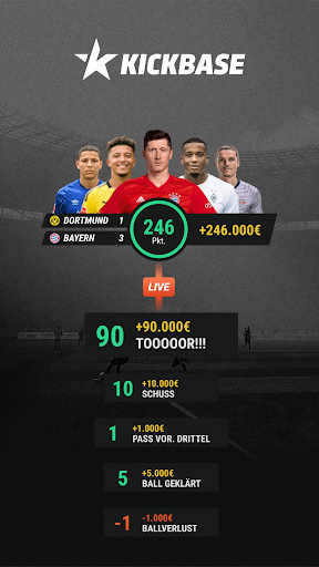 Kickbase Bundesliga Manager  screenshots 1