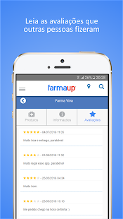 Farmaup - Delivery de Remédio: miniatura da captura de tela