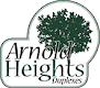 Arnold Heights Duplexes Homepage