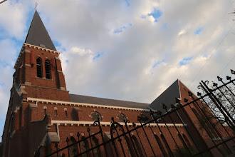 Photo: Église St Barthélemy de Beyne