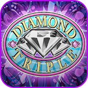 Diamond Triple Slots Machine APK