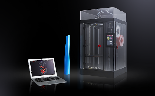 Raise3d Pro2 Plus Fully Enclosed 3d Printer With 1 Year