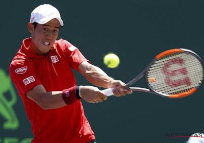 ATP Madrid: Nishikori passe, Del Potro prend la porte