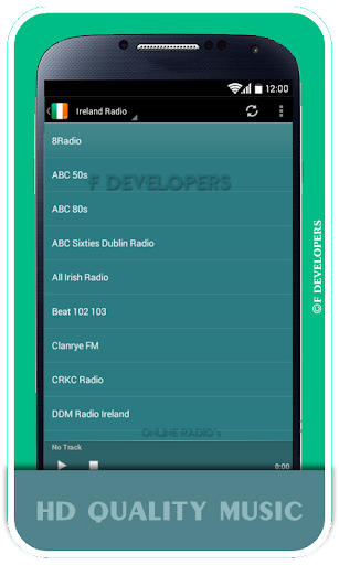 Ireland Radio - Live Radios