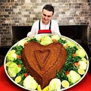 مقاطع طبخ الشيف بوراك بدون نت