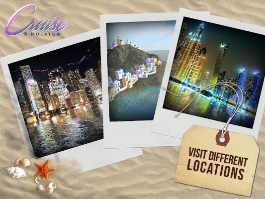 Tourist Cruise Ship Simulator - screenshot