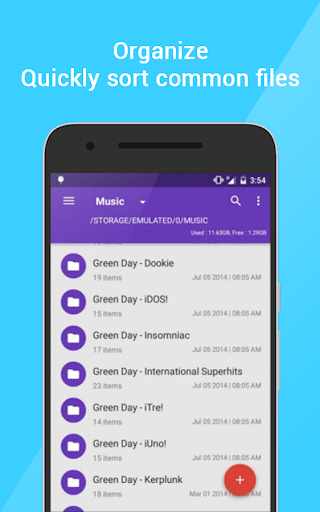 File Manager Master - Simple and Fast App Report on Mobile