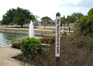 Photo: May Peace Prevail on Earth