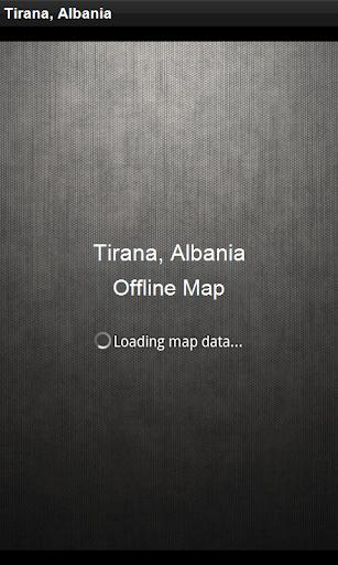 離線地圖 阿爾巴尼亞地拉那