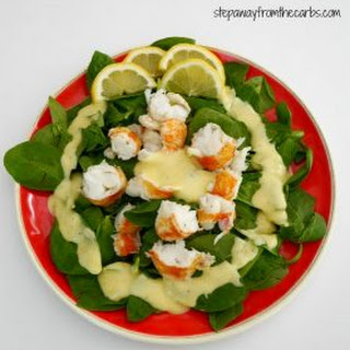Lobster Tails with Lemon Mayo