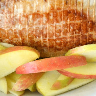 Hard Cider Braised Pork with Apples and Onions