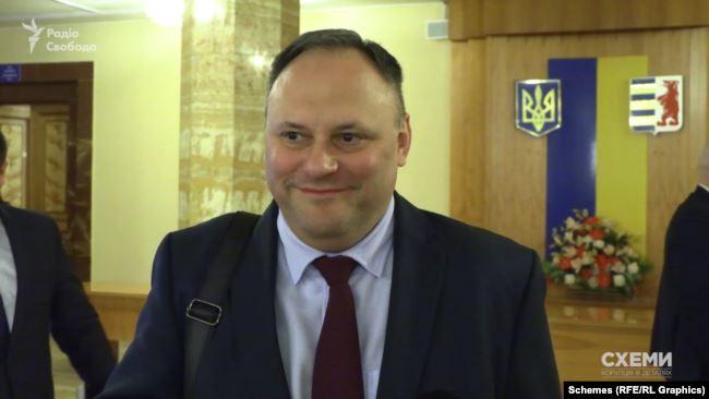 Про роль Льовочкіних у цьому проєкті «Схеми» поцікавилися в самого Каськіва