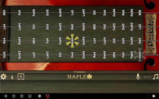 Maple Violin 3.0.1 screenshots 15