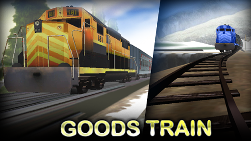 Goods Train: Driving