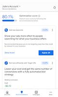 screenshot of Google Ads