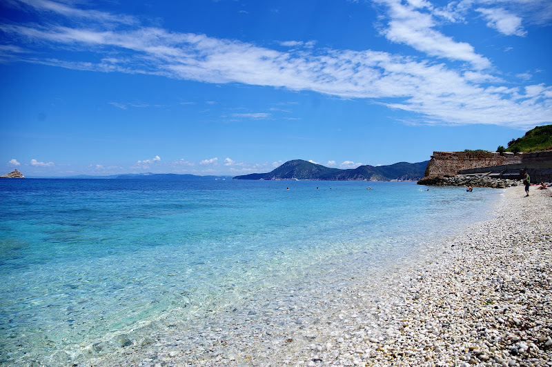 Spiaggia Le Ghiaie - Isola d'Elba di Cristiano M.
