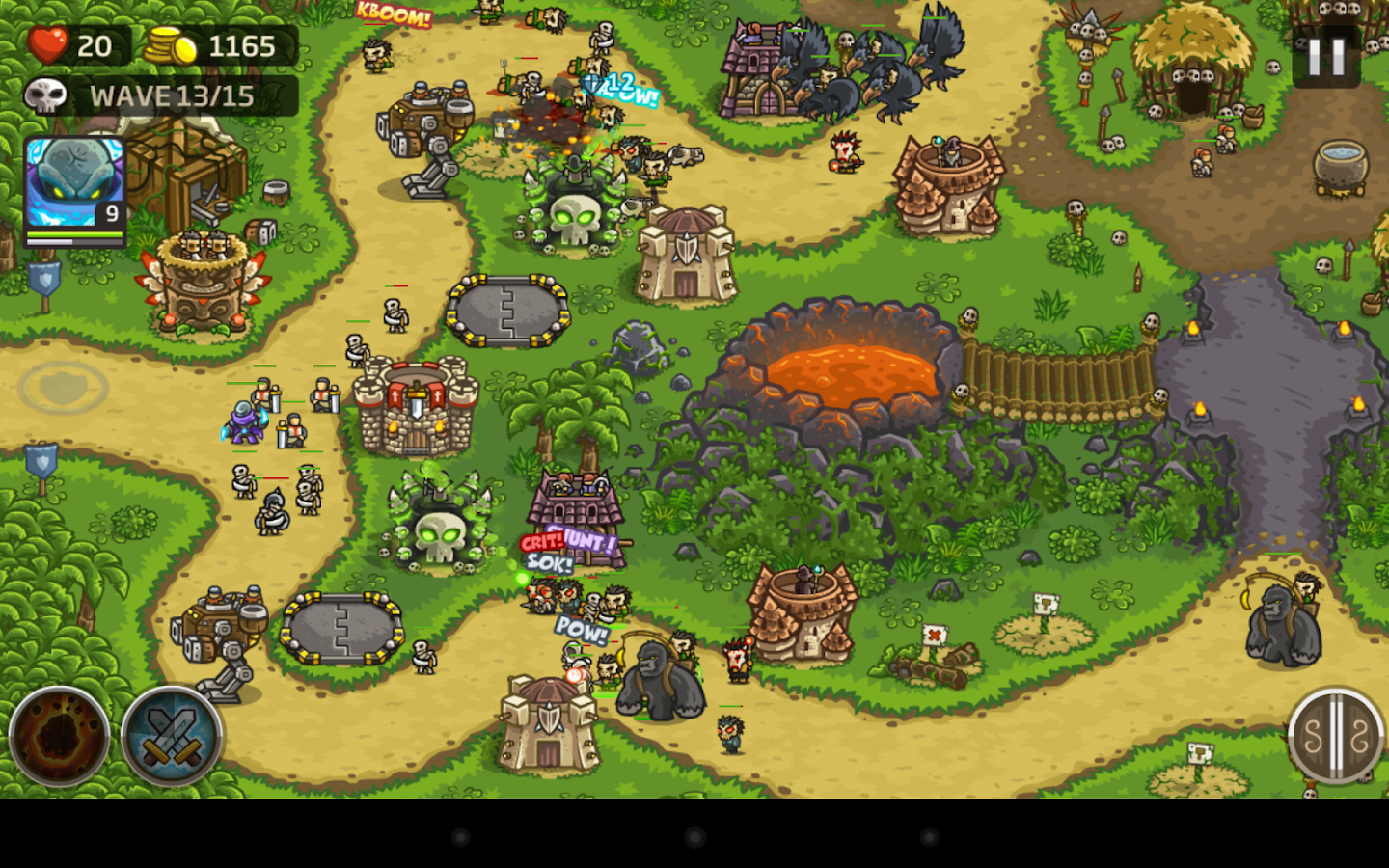 Kingdom rush frontiers review - Kingdom Rush Frontiers Guide Screenshot