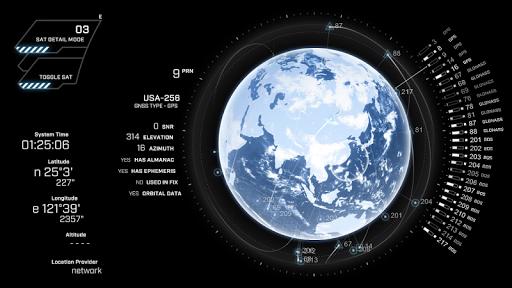 JARVIS GPS Monitor screenshot 5