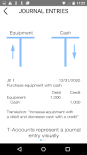 Debit and Credit - Accounting- screenshot thumbnail