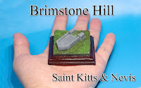 Brimstone Hill ‐Saint Kitts & Nevis‐
