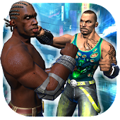 Virtual Boxing Street Fight