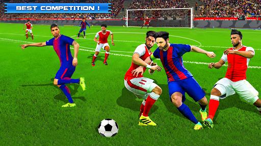 Real Soccer Match Tournament 2018 u26f9ufe0f (Final) 1.0 screenshots 11