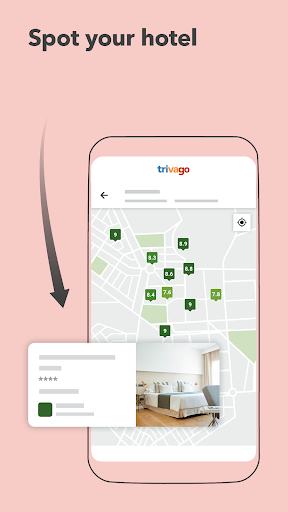 trivago: Hotels & Travel 4.9.6 screenshots 5