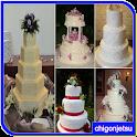 Wedding Cake Design Ideas icon