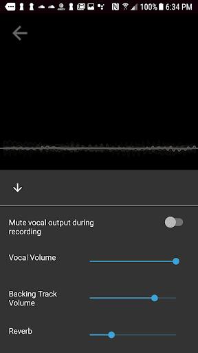 Voloco: Auto Tune + Harmony screenshot 5