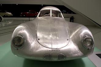 Photo: Porsche Museum in Stuttgart Germany