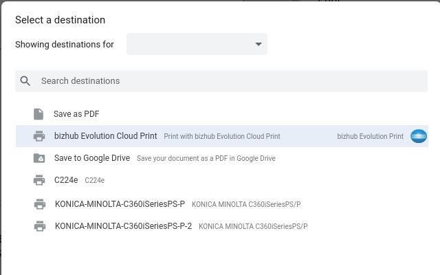 Evolution Browser Extension