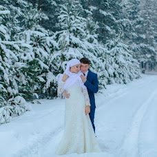 Wedding photographer Fedor Oreshkin (Oreshkin). Photo of 07.01.2017