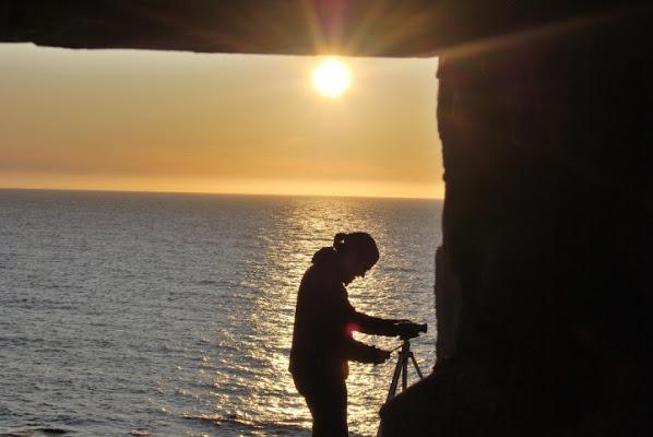 Il fotografo e il mare di ePuck