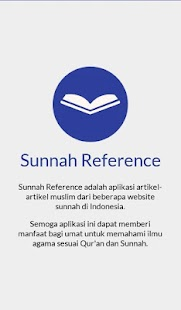 Sunnah Reference - náhled