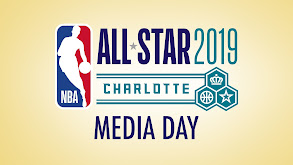 NBA All-Star Media Day thumbnail
